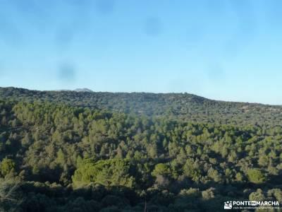 Cañadas, molinos del Río Perales; clubs de montaña en madrid senderos de españa mapas rutas send